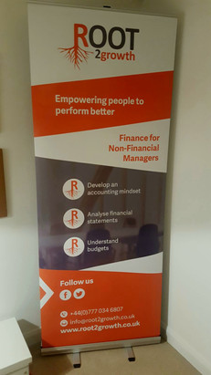 Root2growth marketing banner