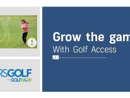 BRS Golf by GolfNow partners with Golf Access