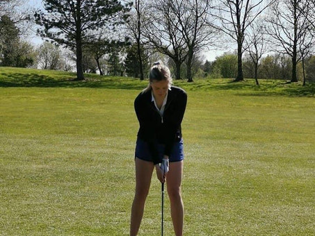 Q and A with new golfer Megan Pearce