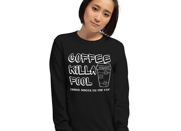 Coffee Killa LS Tee