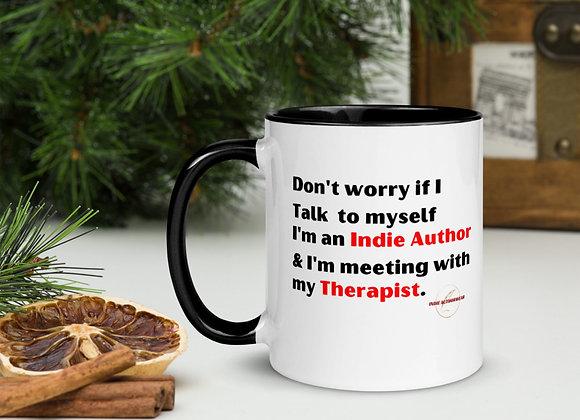 Meeting With My Therapist Mug
