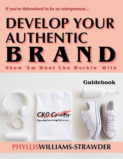 Develop Your Authentic Brand Guidebook (pdf)