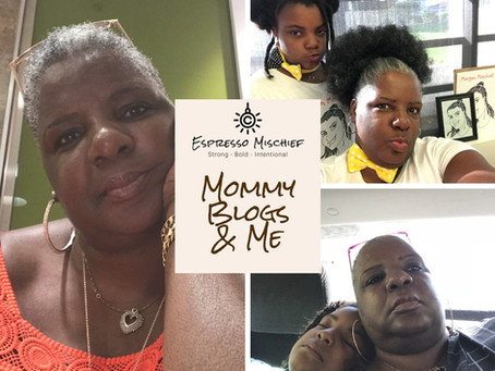 Mommy Blogs & Me