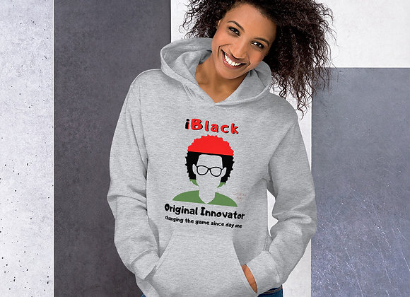 iBlack Original Innovator Hoodie