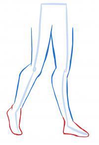 Anime Legs, REALLY!