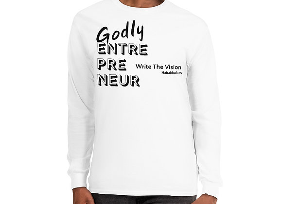 Write The Vision LS Tee