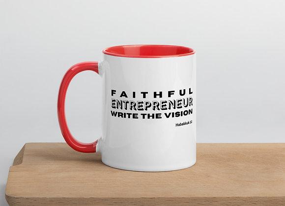 Write The Vision Mug