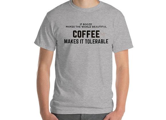 Coffee Tolerance Tee