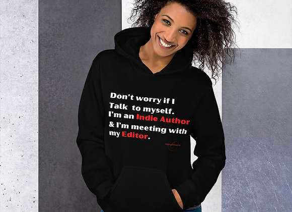 Meeting With My Editor Hoodie