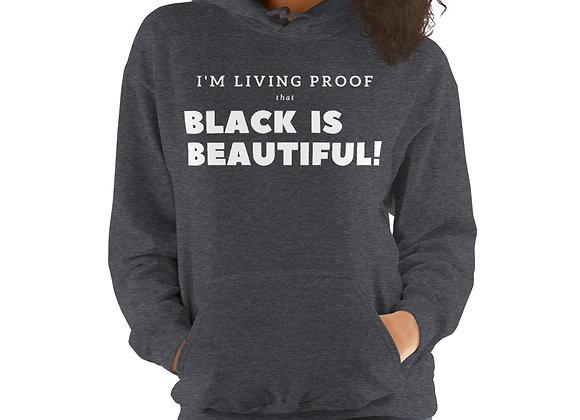Black Is Beautiful Hoodie