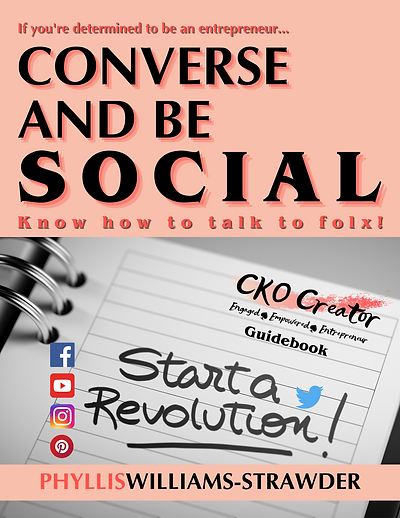 Converse And Be Social (pdf)