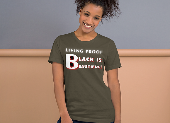 Black is beautiful Tee