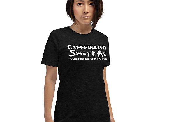 Caffeinated Smart Ass Tee