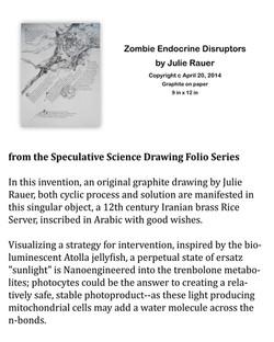 Zombie Endocrine Disruptors Description