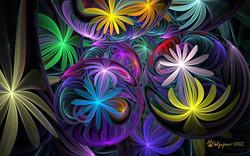 Loonie Flowers