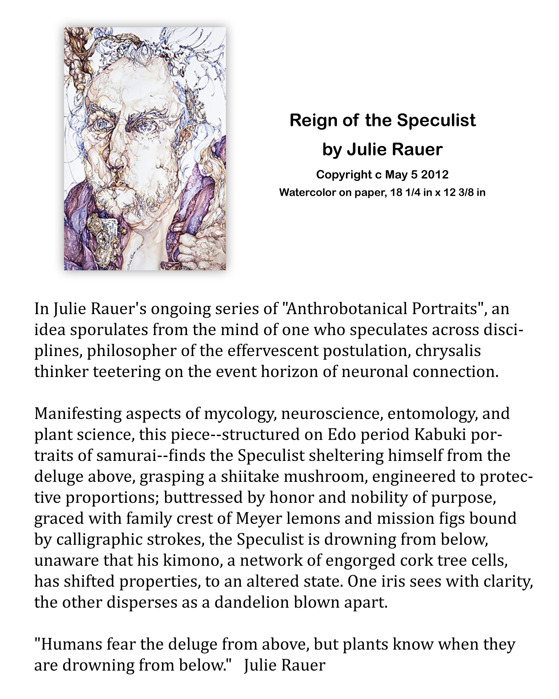 Reign of the Speculist Description