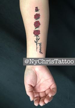 z_flower rose lil