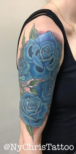 z_rose blue