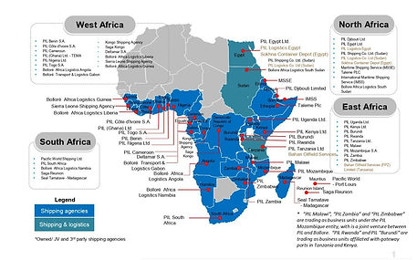 PIL Africa Network