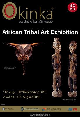 OKINKA African Art Exhibition Singapore