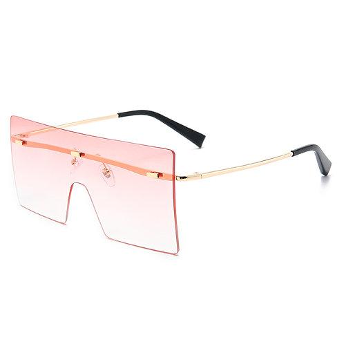 Pink Princess Sunglasses