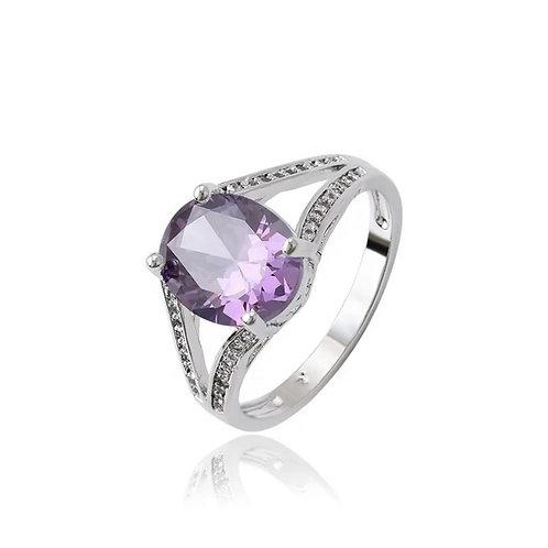 Purple Princess Ring