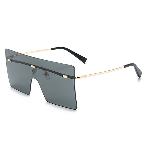 Black Princess Sunglasses
