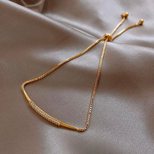 Meria Gold Bracelet