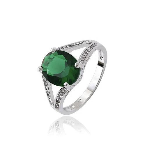 Green Princess Ring