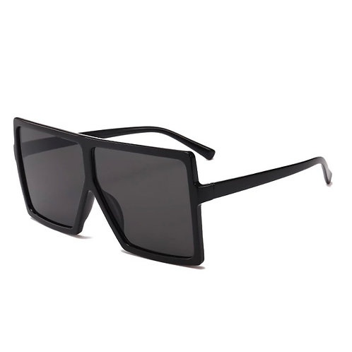 The Black Oversized Sunglasses