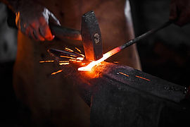 knife making forging classes PA Gettysbu