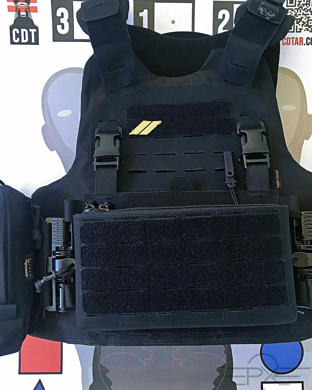 CROKYD gendarmerie nationale Polgen Tiger Tailor CDTARGET