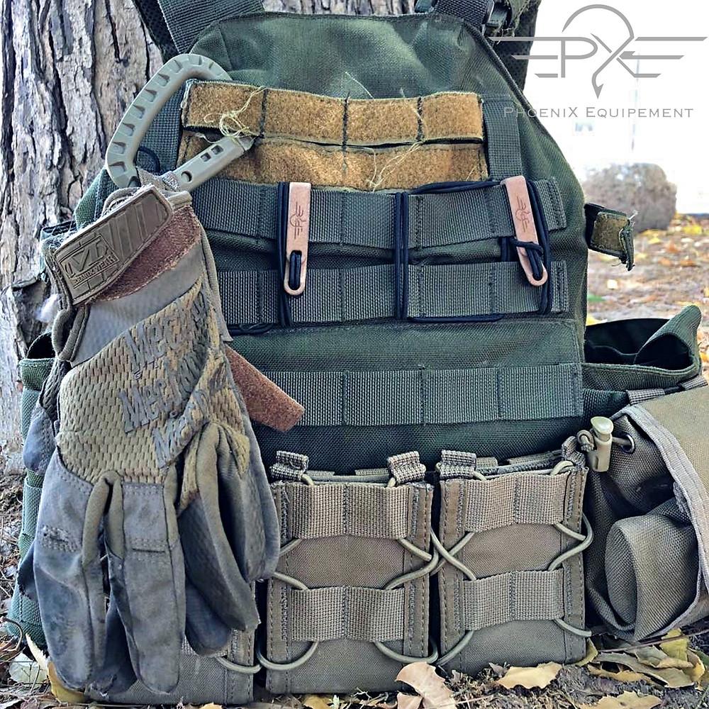 CROKYD™  coyote, équipement militaire de Phoenix Equipement