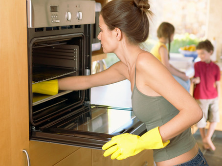 What is the difference between Spring and Deep cleaning?
