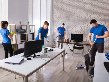 Regular or individual cleaning VS contract based cleaning services