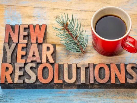 New Year, new resolutions to serve You better!
