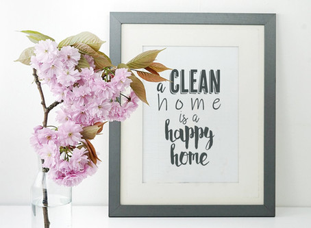 Why Cleaning is important and feels good?