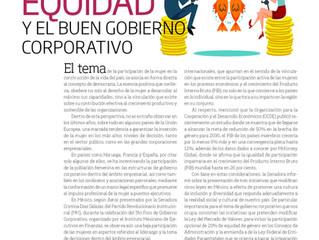 Equidad y el buen gobierno corporativo