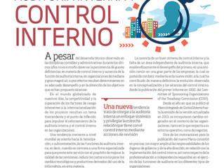 Auditoría Interna y Control Interno