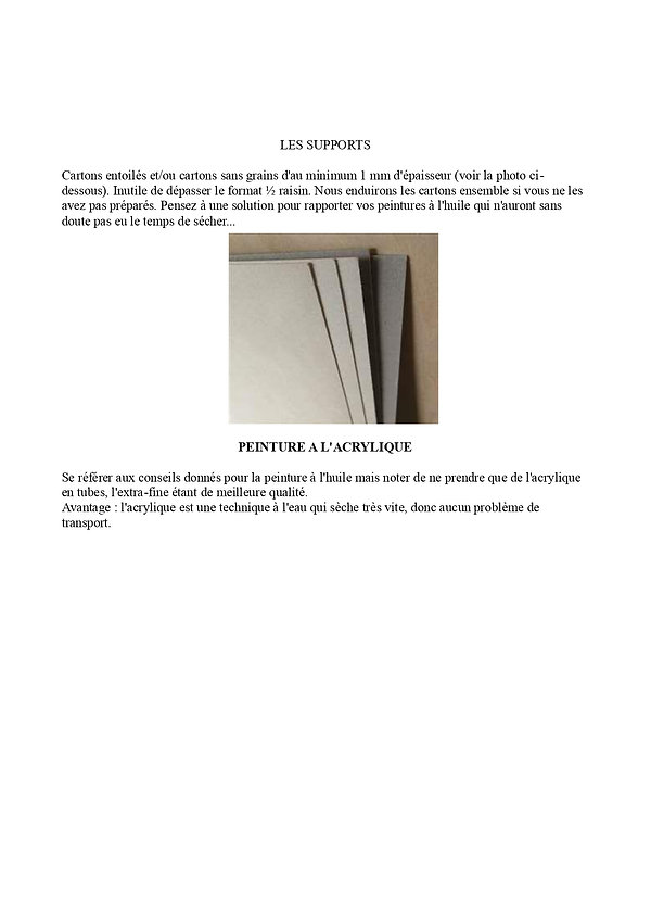 SANDRINE_STAGES_PEINTURE_LISTE_DES_FOURN