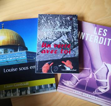 Laure Gombault romancière article Ouest France
