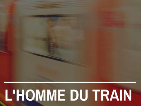 Chronique d'Evelyne sur mon roman L'homme du train