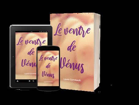 Un extrait audio de mon roman Le ventre de Vénus