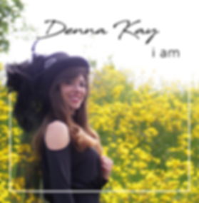 Denna Kay Music_Cover_EP_I AM_2019.png