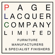 Page Lacquer Co Ltd, Furniture manufacturers & specialist finishers
