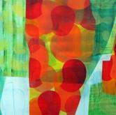 "Thana Oil, 48x24"", 2009"