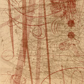 """Eventuality 11 ¾"""" x 9 ¾"""" Etching"""