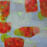 "Palvala Oil, 36x36"", 2010"