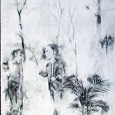 "The Nature of Nature, graphite, 30 x 22.5"""