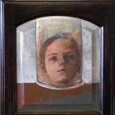 Untitled oil on panel 2010
